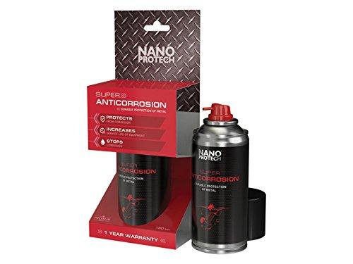 NANOPROTECH - Spray Lubricante Anticorrosion 150Ml Lubricante Penetrante de Ultima Generacion y Anticorrosivo basado en Nanotecnologia