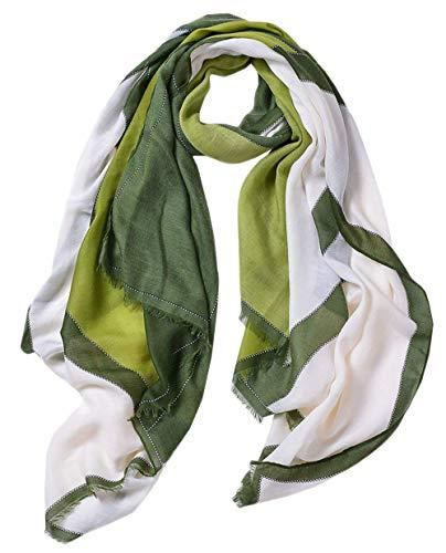 Dames strandscarf zonwering zachte zomer stola jongen chic lange mantel sjaal gezellig gordijn halsdoek