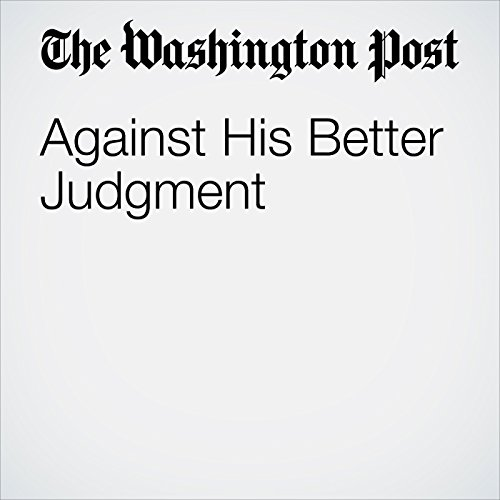Against His Better Judgment audiobook cover art