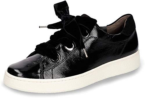 Paul Green Damen Sneaker 4539 4539-002/1 blk Lack schwarz 336552
