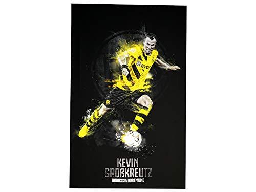 Borussia Dortmund Kevin Großkreutz-Kunstdruck 50x80 cm one Size