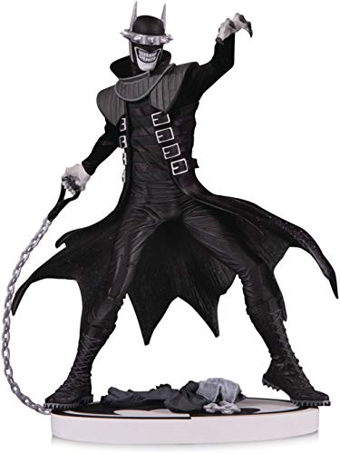 The Batman Who Laughs by Greg Capullo 2ND Edition Statue