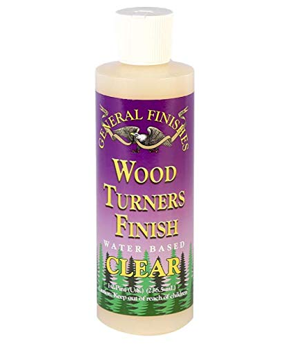 General Finishes 8WTF Wood Turners Finish, 8 oz.