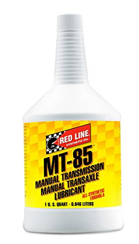 Red Line MT-85 75W85 GL-4 Manual Transmission Lubricant (Pack of 4)