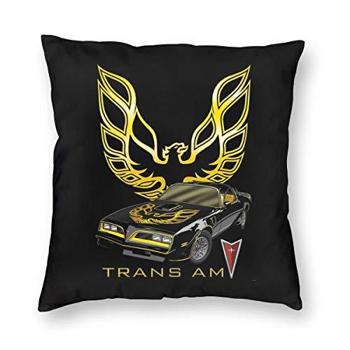 YAOAO Pontiac Trans Am Firebird Square Pillowcase Cushion Cover Sofa Decorative 24