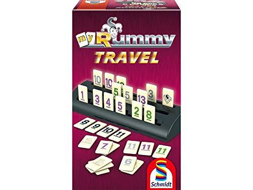 Schmidt Spiele My Rummy Travel *Neu*