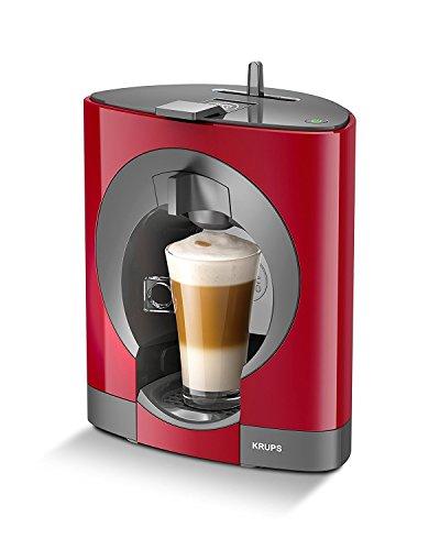 Nescafe Dolce Gusto Oblo Manual Coffee Machine - Red