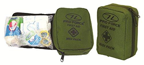 PRO Force Army First aid kit de voyage Pochette de survie Medic Medical Ceinture Sac de Midi