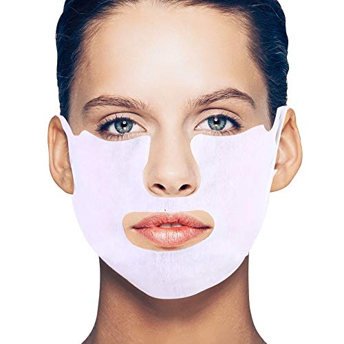 Mascarilla faciales adelgazantes faciales para el cuidado de la cara que adelgazan la elevación de la cara del cuello delgado contra el mentón doble