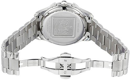 Hamilton Homme Chronographe Quartz Montre avec Bracelet en Acier Inoxydable H37512131