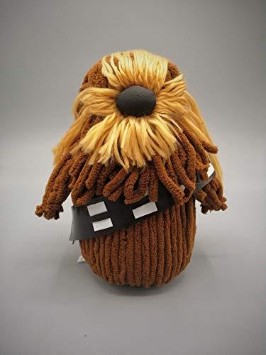 Sujeta puertas Chewbacca, inspirado en el personaje que acompaña a Han Solo de la mítica película de Star Wars (La Guerra de las Galaxias), totalmente fabricado a mano