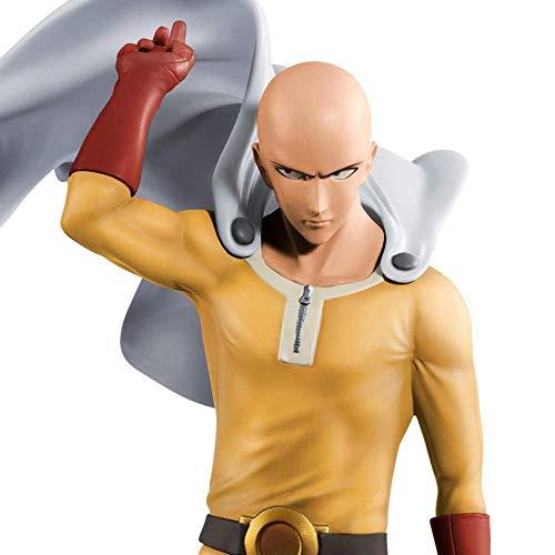 "BANPRESTO One Punch Man Saitama DXF Premium 8"" Figure Statue"