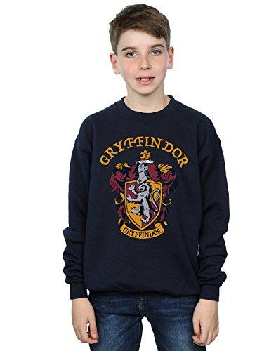 Harry Potter Niños Gryffindor Crest Camisa De Entrenamiento