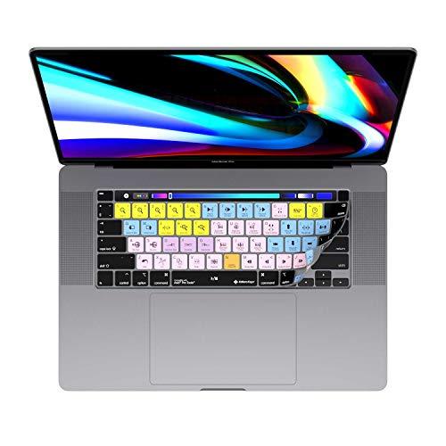 Avid Pro Tools - Copertura per tastiera per MacBook Pro 2020+ da 13' e 16'