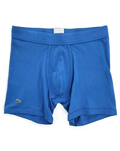 Lacoste Underwear Herren Boxer Brief Retroshorts, Blau (royal 819), Small (Herstellergröße: S)