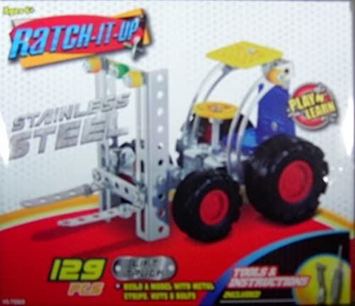 Venta barata Stainless Steel Model Kit Lift Lift Lift Truck by verdebrier  nuevo listado