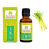 AromSoul Natural and Pure Undiluted Lemon Grass Essential Oil - 30ml