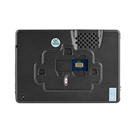 BOTEGRA Visor de Puerta Digital Visor de Mirilla Inteligente 4.3In Pantalla LCD Visión Nocturna, para Hotel