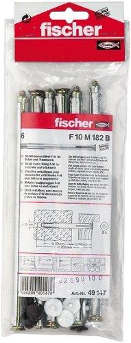 Fischer 49147 Metallrahmendübel F10 M 182 B