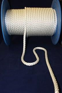 Bootskiste Gleistein Festmacherleine Durchmesser 10 mm schwimmfähig, Preis pro Meter