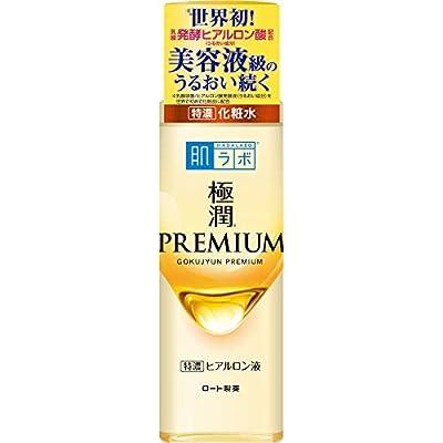 Rohto Hadalabo Gokujyun Premium Hyaluronic Acid Hydrating Lotion 170mL