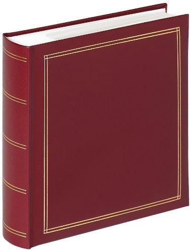 Walther Monza ME-139-R - Álbum para fotos , 200 Páginas, 13x18 cm , Rojo