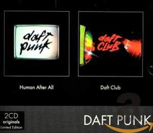 Human After All, Daft Club (Box 2 Cd)