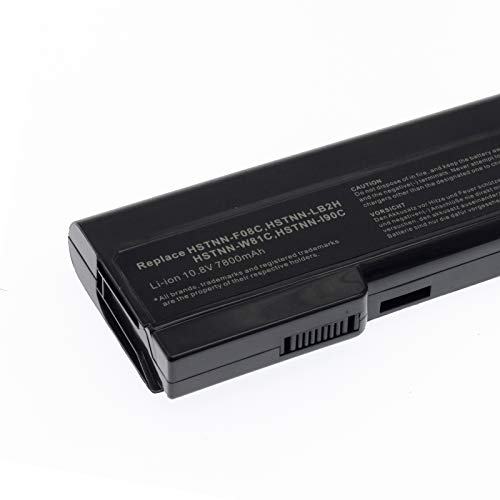 BTMKS 9 Zellen 7800mah Notebook Laptop Akku für EliteBook 8460P 8470P 8570P 8560P ProBook 6560B 6460B 6475B 6570B 6465B 631243-001 634087-001 634089-001 628666-001 628668-001 CC06XL Batterie