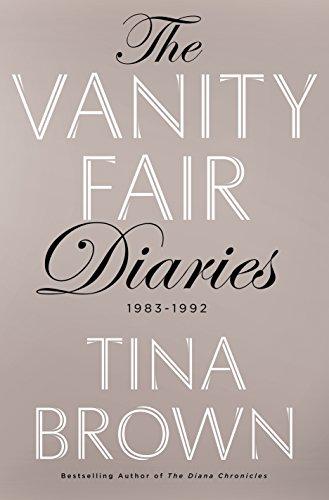 Image of The Vanity Fair Diaries: 1983 - 1992