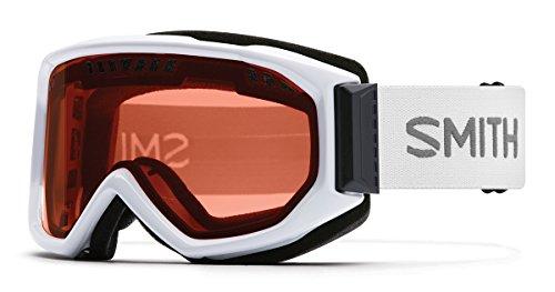 Smith Optics Adult Scope Snow Goggles White Frame/RC36