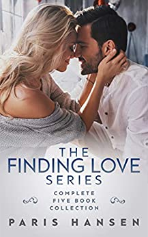 The Finding Love Series: Complete Five Book Collection by [Paris Hansen]