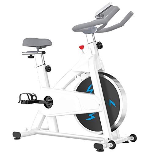 GAXQFEI Attrezzatura per Esercizi per la Bici Di Filatura Attrezzatura per la Palestra Ellittica, Trainer Cross, Allenatore Di Allenamento Cardio Peso, Home Ultra-Silenzioso Magnetron Sport Sport Ese