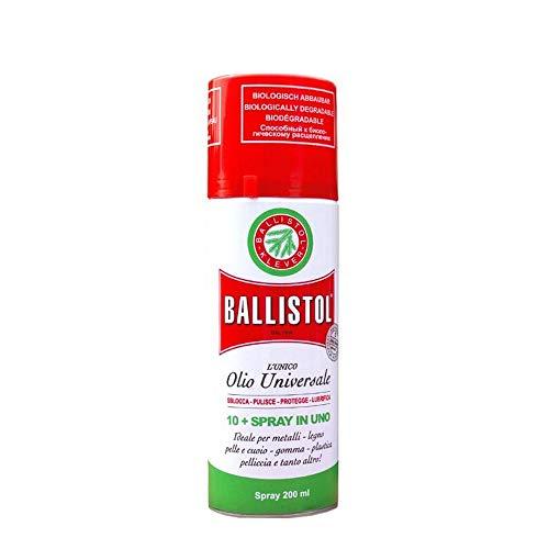 OLIO BALLISTOL SPRAY 200 ML