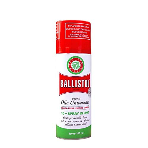 Ballistol antiroestolie spray 200ml
