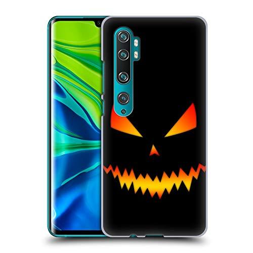 Officiële PLdesign Jack O Lantaarn Halloween Hard Back Case Compatibel voor Mi CC9 Pro/Mi Note 10 / Pro