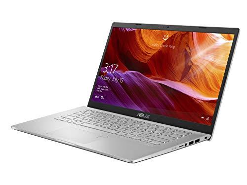 ASUS Vivobook S S409DA-EK042T PC Portable 14'' (AMD R5-3500U, RAM 8Go, 256Go SSD, Windows 10) Clavier AZERTY Français