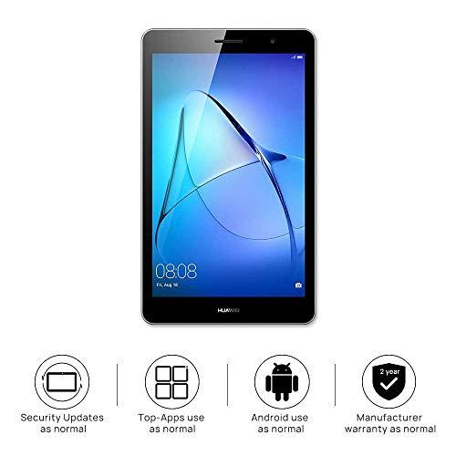 Huawei MediaPad T3 8' Tablet - (Qualcomm Quad-core 1.4GHz, RAM 2GB, ROM 16GB, IPS-Display) - Grey (Refurbished)