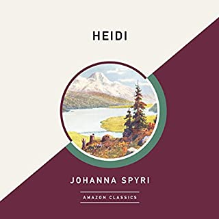 Heidi (AmazonClassics Edition)                   By:                                                                                                                                 Johanna Spyri                               Narrated by:                                                                                                                                 Emily Sutton-Smith                      Length: 8 hrs and 52 mins     9 ratings     Overall 4.6
