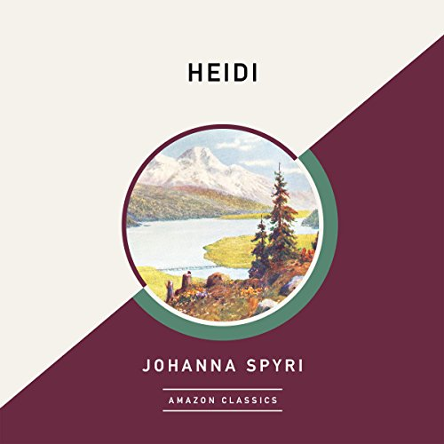 Heidi (AmazonClassics Edition) audiobook cover art