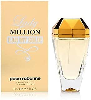 Paco Rabanne - Women's Perfume Lady Million Eau My Gold! Paco Rabanne EDT