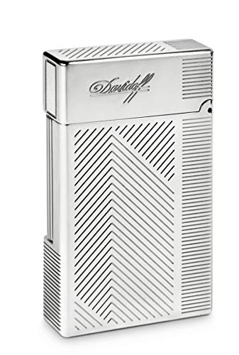 Lifestyle-Ambiente Davidoff Prestige Lighter Palladium ESS Limited Edition Feuerzeug inkl Tastingbogen