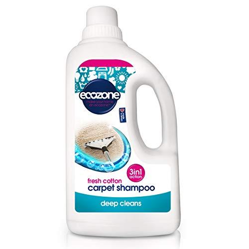 Great Deal! Ecozone Carpet Shampoo 1Ltr