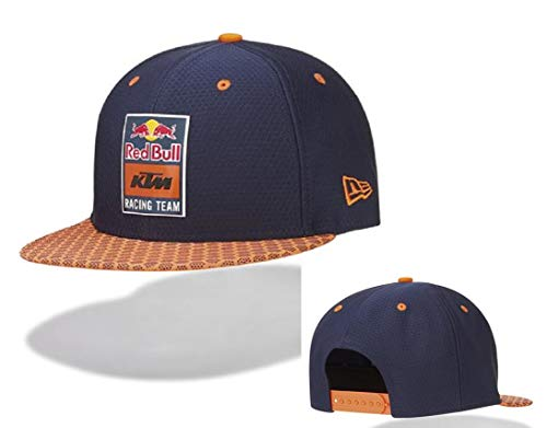 GENUINE OEM KTM RED BULL RACING TEAM 9FIFTY HEX HAT, ONE SIZE