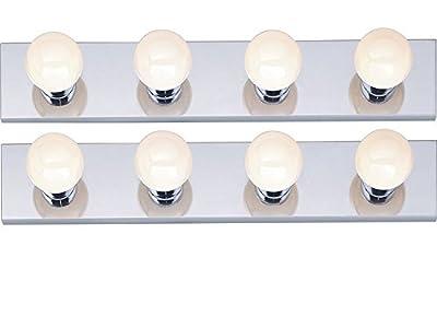 Nuvo Three Light Vanity Strip