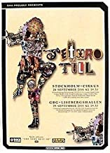 JETHRO TULL AQUALUNG LIVE- Promo Poster