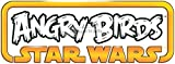 8 Inches Angry Birds Star Wars Text Logo Name Symbol Removable Peel Self Stick Adhesive Vinyl Decorative Wall Decal Sticker Art Kids Room Home Decor Girl Boy 3x8 Inch