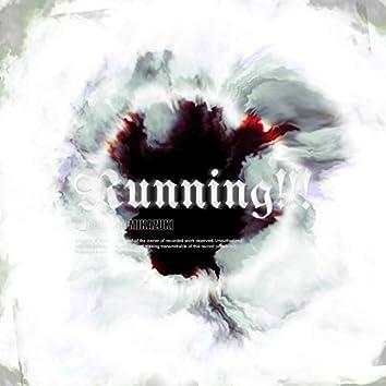 Running!!! (feat. MIKAZUKI)