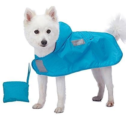 Größe 36: Brustumfang 50cm-58cm, Hals 38cm-45cm, Rückenlänge 38cm. (Um den gesamten Rücken des Hundes zu bedecken ist die Rückenlänge des Regenmantels auf 38cm erweitert.) Messen Sie Ihren Hund für die Rückenlänge vom Halsansatz bis zum Schwanzansatz...