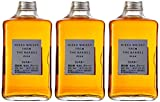 Whisky Japonés Nikka From The Barrel - 3 botellas de 50 cl, Total: 1500 ml