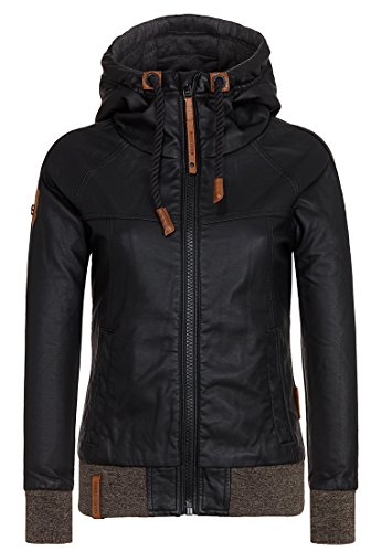 Damen Jacke Naketano Karate Mit Renate III Jacke M Black